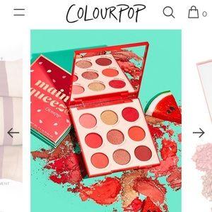 New!! Colourpop Palette!!